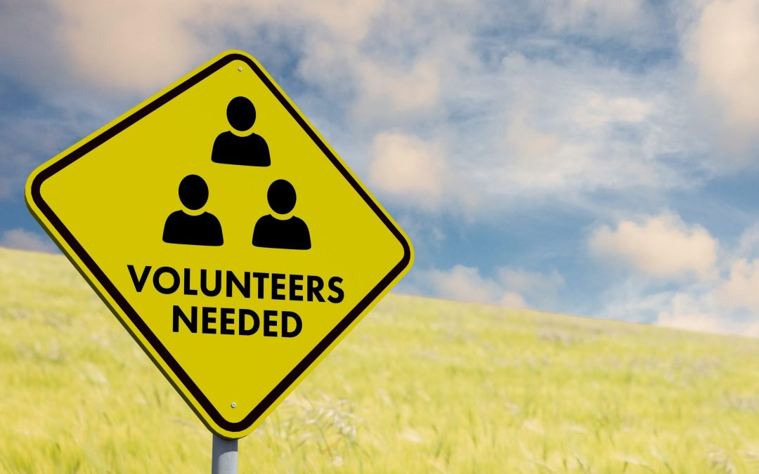How to Recruit and Retain Good Volunteers